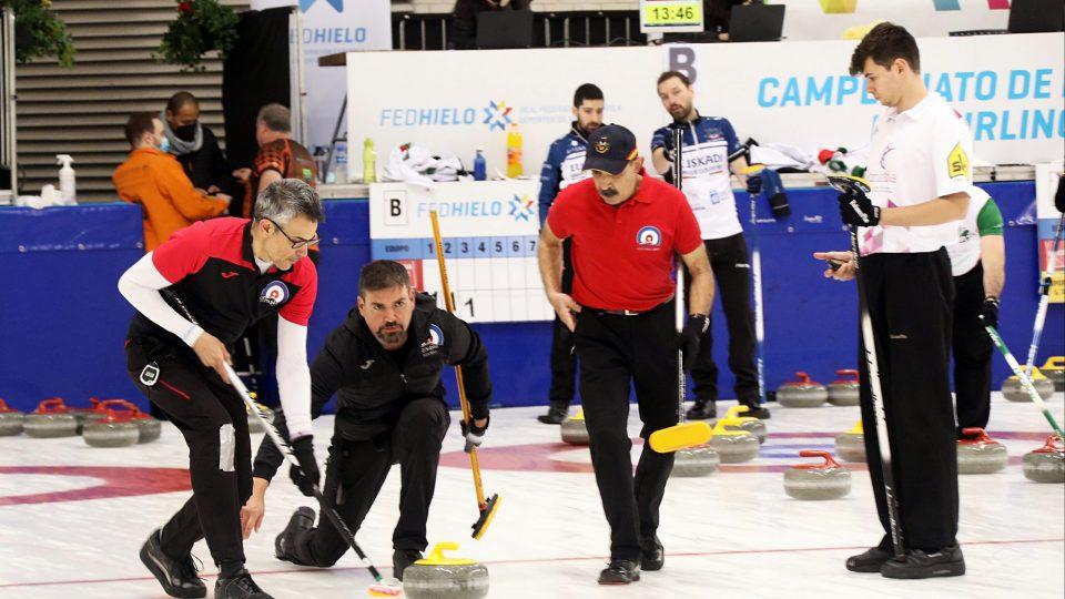 El Curling Club Hielo Jaca disputará la Liga Española y la Liga Júnior de Dobles Mixtos